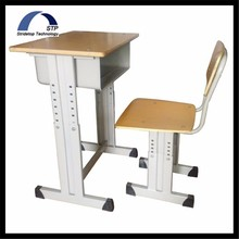schoool supplier fine folding student desk chair