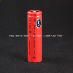 18650 2000 mah. torche rechargeable batterie/aw 2800p 18650 3.7v 2000 mah. rechargeable. hong kong batteries aw