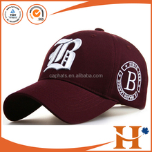 Best sale high quality baseball cap with wings