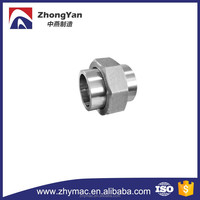 stainless steel pipe fittings threaded union pipe union dimensions