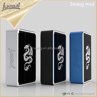 Box Smaug vapor flask China wholesale e cig flash e dampf v2 verdampfer