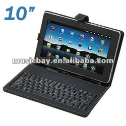 "10 ""EPAD Keyboard leather case"