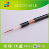 75ohm 50 ohm coaxial cable high quality rg59 rg11 rg6 rg58 rg213 rg174 (ROHS, UL, ETL, REACH, CE, ISO9001 Approved)