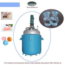 machine for Pyrolysising good price rtv-2 silicon rubber