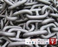 HDG marine stud link anchor chain grade U2&U3/ anchor chain/ studless anchor chain