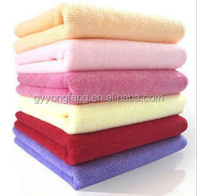 manufacturers selling towel wholesale, plain color face towel, microfiber towel for cleaning washing drying