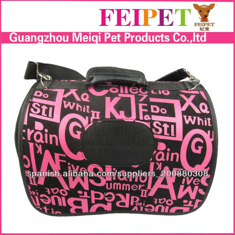 portable pet carrier durable pvc washable dog carrier bag manufacturer