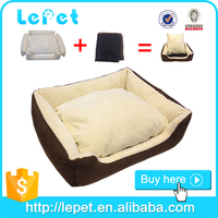 pet accessories wholesale indoor dog house bed/cheap cute dog beds