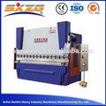 freno hidráulico de prensa de la máquina para doblar la placa de metal