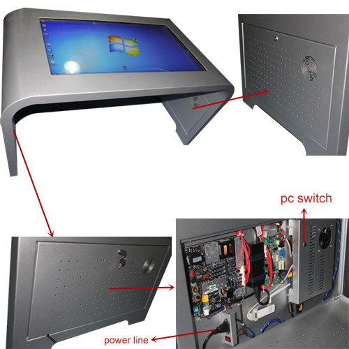 Computer Desk Touch Screen 47inch Touch Screen Computer