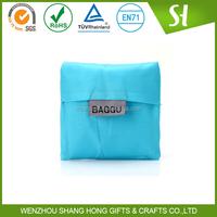 wholesale eco shopping bag/foldable polyester shopping bag