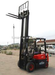 WECAN 1.8 ton mini forklift truck