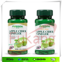 Dietary Supplement Packaging,150cc PETE Bottle with Flip Top Lid for Hair Skin And Nails Vitamins Nature's Bounty