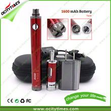 E Cig Factory price evod china wholesale e cigarette huge vapor evod lanyard