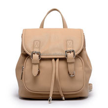 Good quality special girl's leisure tote bag backpack