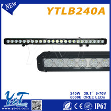 12vled work lighting led worklamp bar 240w led work light bar