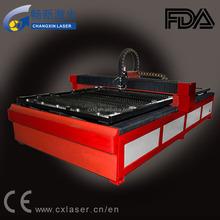 2500x1300mm/3000*1500mm fiber laser cutter 1 year warranty CE ISO FDA China supplier