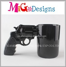 Ceramic Wholesale Ceramic Customized Special Gun Mug