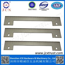 customhigh speed tungsten steel metal teeth long machine cutter blade