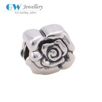 Guangzhou China Sterling Silver Jewelry Beads For Rosary Making Bracelets T140