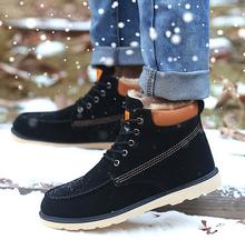 d72158h 2016 new designs men's winter shoes high neck shoes for men