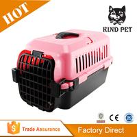 China Wholesale High Quality plastic dog carrier