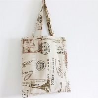 TT0040 Reshine Wholesale Durable Personalized Printed Canvas Tote Bag for Women