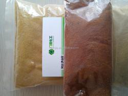 Brown powder polyaluminium chloride for industrial water treatment