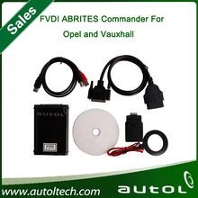 The Newest Abrites Commander for Opel / Vauxhall