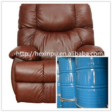 polyurethane /PU Resin For Garment/Bag/Sofa