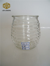 400ml 4oz (factory) wholesale glass jar for fruits and jam