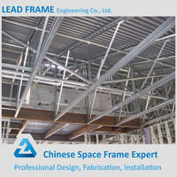 Light Weight Steel Prefab Roof Trusses for Sale