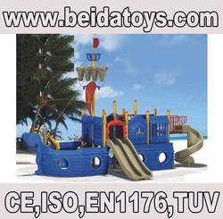 Commercial Pirate Ship Playground BD-A803P