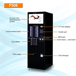 Le Vending or Necta Vending Affordable Vendo Machine With Multi Cup