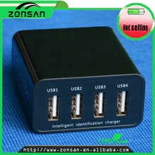 CE,RoHS,FCC Approved multi smartphone charger , ODM/OEM quick deliver power sockets with US EU plug