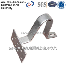 OEM stamping metal pole clamp bracket