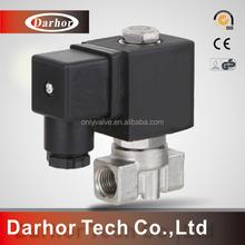 Best selling Darhor brand DHSM31 stainless steel solenoid valve