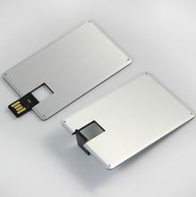 Usb flash drive debit card shape 1gb 2gb 4gb 8gb