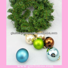 fashionable and promotional boxed Christmas decor 2015 hot sale in Europe