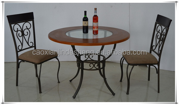 Antique Round Dining Tables And Chairs Round Glass Dining