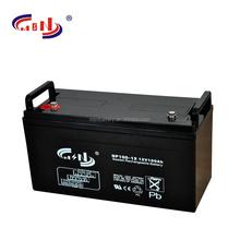 AGM deep cycle battery 12V 100Ah model NP100-12 SLA battery