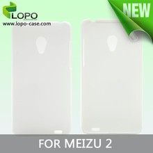 Blank 3D sublimation phone case for MEIZU MX2 from LOPO