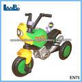 China popular de moto niños de plástico
