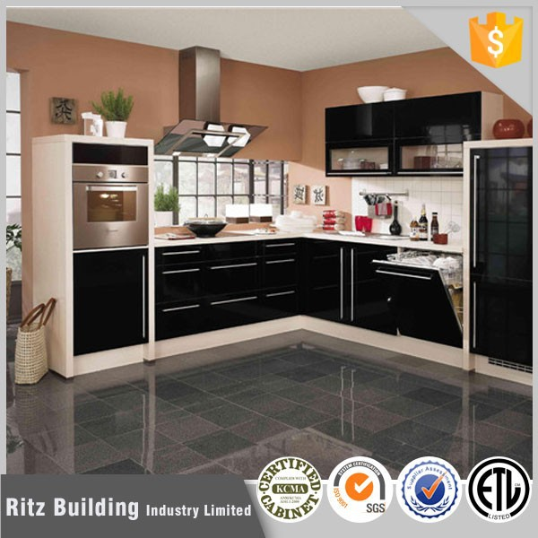 Best mdf imported high gloss lacquer kitchen cabinets for Best lacquer for kitchen cabinets