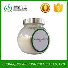 Plant growth regulator,plant growth hormone Paclobutrazol 95% TC 15% WP 25% SC