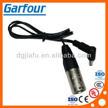3.5mm jack male audio&vedio loudspeaker cable
