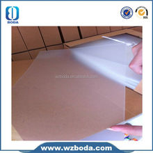 High quality 1 2 inch PVC plastic sheets thickness 0.3mm