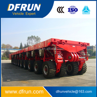 Heavy haulage self-propelled modular transporter / heavy large transformer tranporter modular trailer