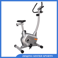 Cheaper Fashion CE approved body indoor exercise upright magnetic bike
