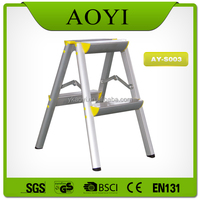AOYI New style portable folding stool on wheels with gs /en131